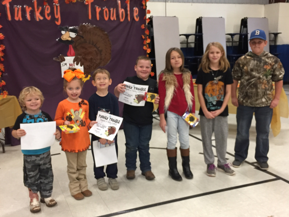 turkey disguise 1st place winners