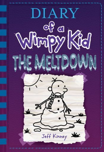 New Wimpy Kid Book