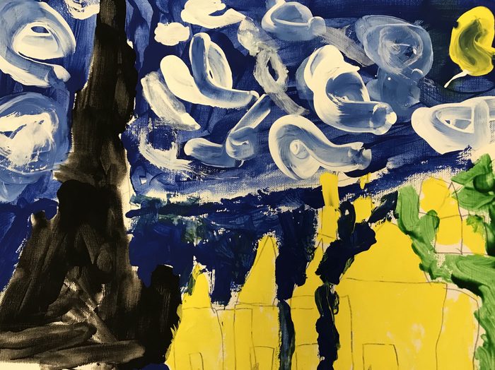 Brody Bales Starry Night