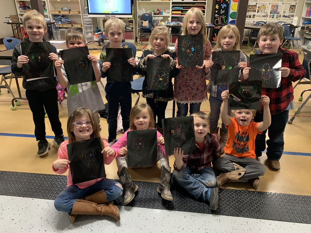 Mrs. Johnson's kindergarten